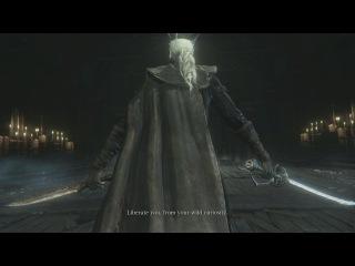 Bloodborne - Босс - Леди Мария из Астральной часовой башни (Lady Maria of the Astral Clocktower)