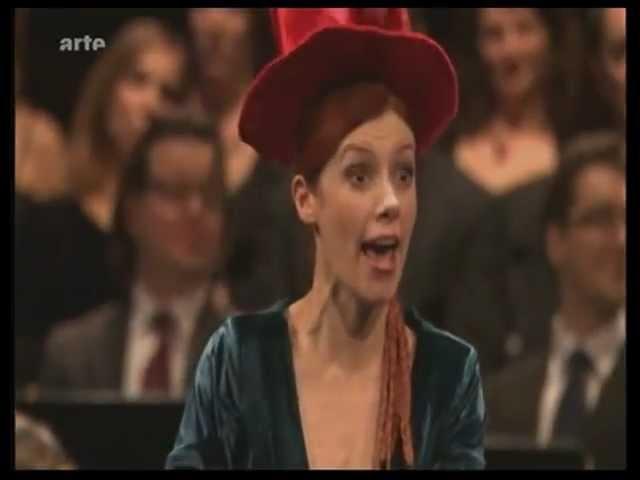 Patricia Petibon - Emmanuelle Haim - Rameau - Platée - Scène de la Folie (In praise of folly)