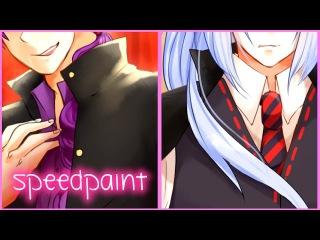 ~Speedpaint~: Megami Saiko Kizana Sunobu (Yandere Simulator)
