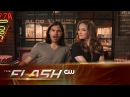 The Flash | Grab a Slice with Carlos and Danielle | The CW