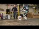 Роботы из Бостон Дайнемикс и их мысли о людях.