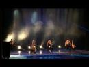 Санкт-Петербургский театр танца Искушение, шоу под дождем!