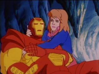 Железный человек (1 сезон 4 серия) 1994