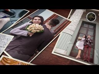 Ксения и Михаил - Видео коллаж из фото