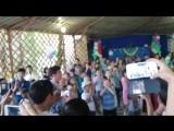 Лагерь Береке общ.танец