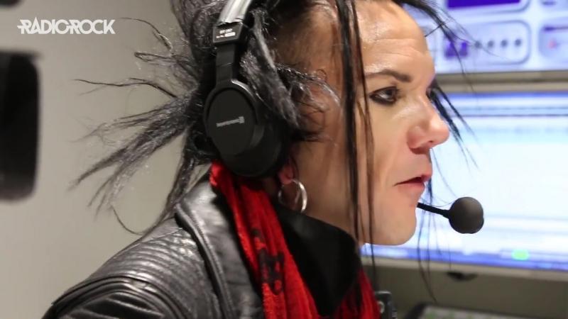 Jussi69 Ville Valo on Rock'N'Roll Circus - RadioRock. 21 марта 2016