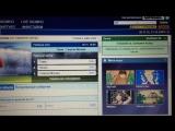 Мои ставки на платный матч(25.11) в БК Париматч и Марафон, а также вход в киви кошелек