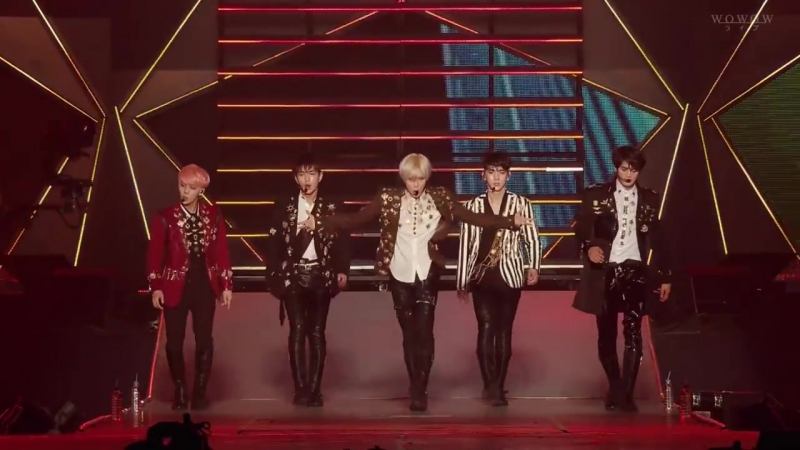 [SHINee World 2016 ~D×D×D~] Tokyo Dome Special Edition (SHINee - Stranger)