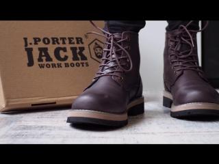 Jack Porter J. work boots