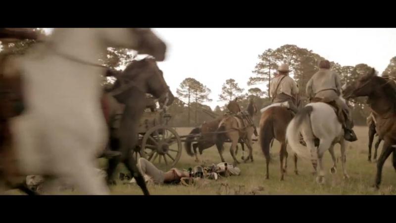 Восстание Техаса. Нападение техасцев на мексиканский обоз