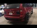 BMW X5 E53 RED 4.6 HAMANN PORN SEX