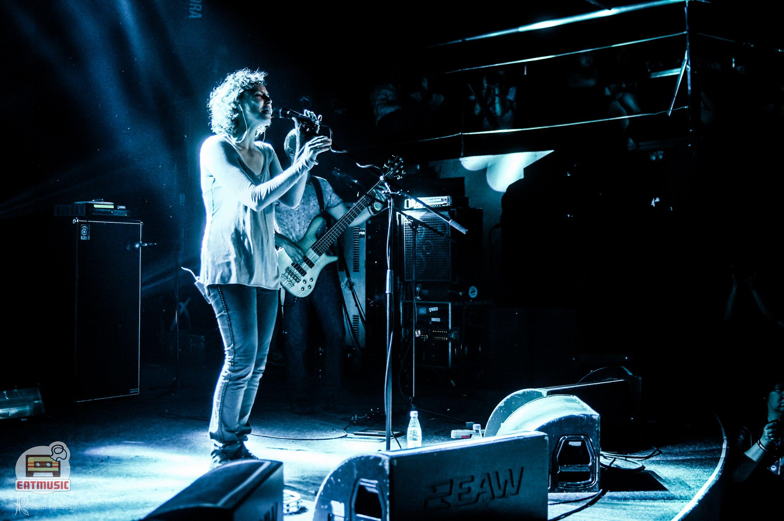 Чичерина в Aurora Concert Hall