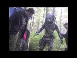 Закадровые истории создания фильма: Чужой против Хищника ---AVPR WOLF PREDATOR ON SET - YOUTUBE -Kinoagentsvo.ru-