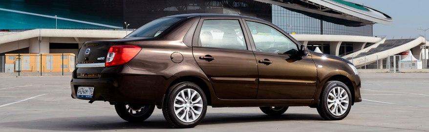 В России скоро начнут продавать седан с автоматом за 512 тысяч