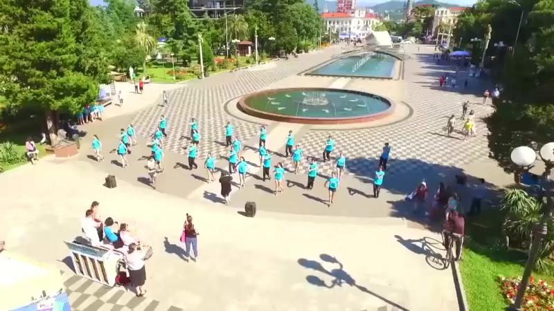 Батуми со своими легендарными танцорами Грузинский Национальный Балет Сухишвили