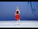 Вариация Китри из балета Дон Кихот
