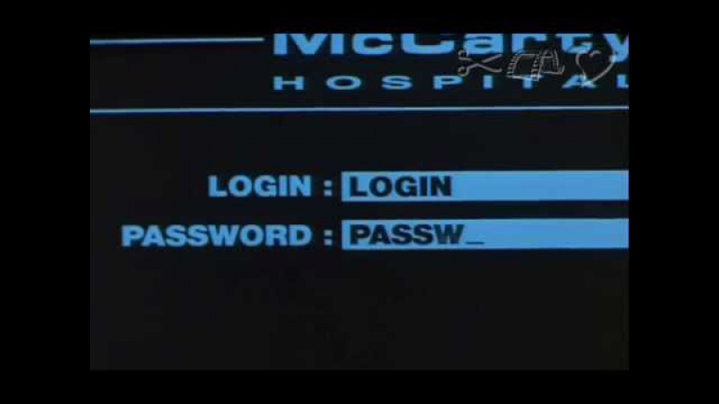 Login and Password by Leslie Nielsen