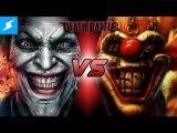 Joker VS Sweet Tooth (DC VS Twisted Metal) DEATH BATTLE!
