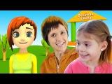 Видео для детей Веселая Школа с Машей и Элис. Настольная игра для детей Элефан Св...