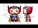 Marvel Collector Corps: Comic Doctor Strange Pop! Process!