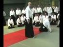 Aikido demonstration by ulf evenas shihan at sportaccord world combat games 2013