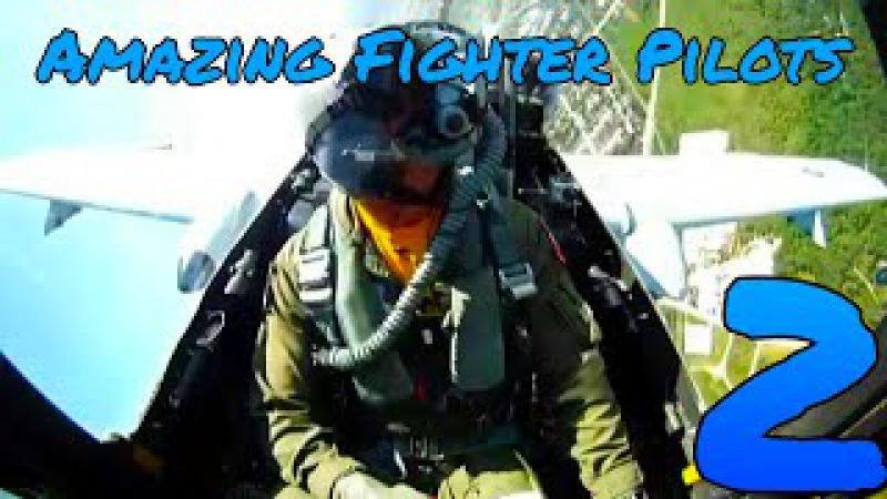 Amazing Fighter Pilots 2 GoPro HD