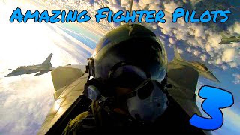 Amazing Fighter Pilots 3 GoPro HD