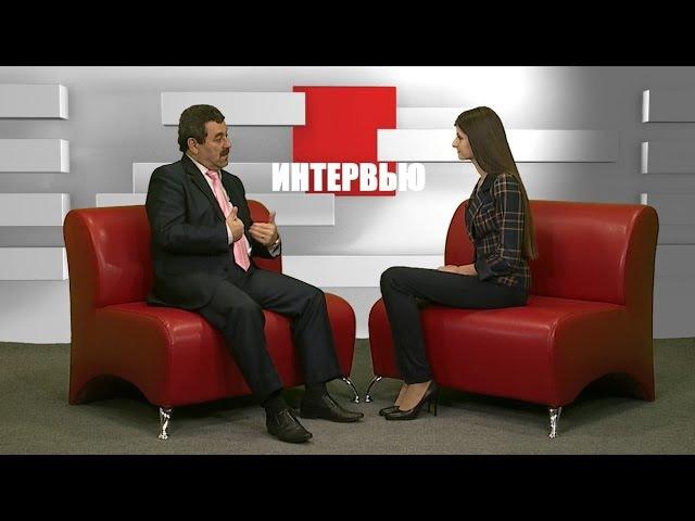 АКПТиБ отмечает 75 летний юбилей интервью с Сергеем Карабицем Бийское телевидение