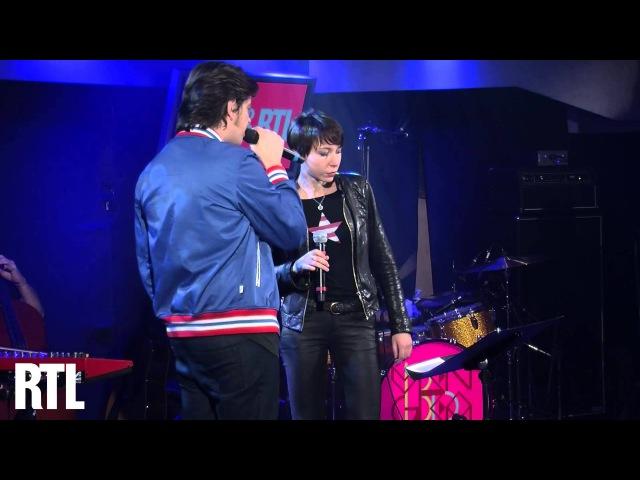 Benjamin Biolay Jeanne Chéral - Brandt Rhapsodie en live dans le Grand Studio RTL - RTL - RTL