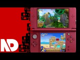 [Sonic Boom F&I] Sand Drift Gameplay