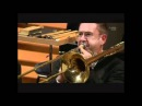 Ian Bousfied plays trombone solo Autumn Leaves with Lewington Yamaha Brass 1987