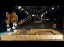 Fastbrick Robotics Hadrian 105 Time Lapse