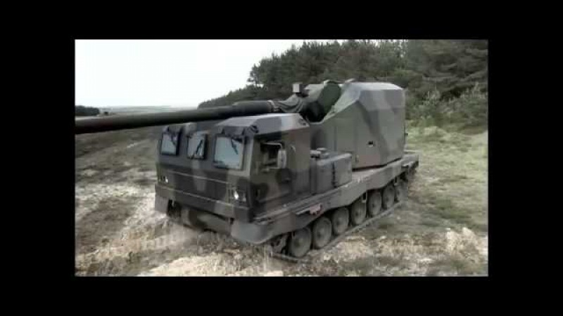 KMW Donar 155mm