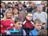 Мастер-класс виртуоза-баяниста Юрия Шишкина (ГТРК Вятка)