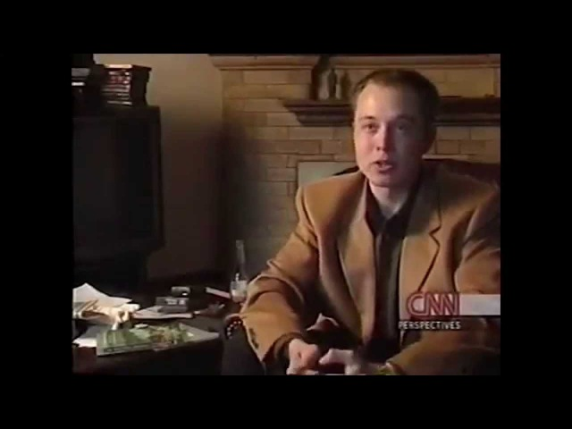 LOST: Elon Musk, Before Paypal