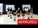[창원TNS][거울모드(mirrored)] AOA(에이오에이)-Good Luck(굿럭) 안무(Dance Cover)