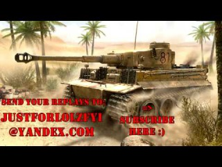 World of Tanks Funny Moments BLIND SHOTS 3