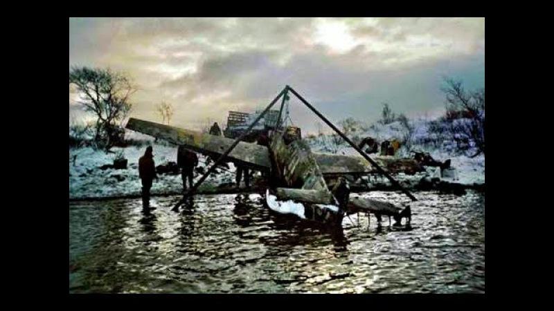 Мессершмитт Bf.109 (Ме-109) поднят из озера в идеальном состоянии! НАХОДКИ ВОВ