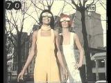 ANDRE COURREGES 1970 Space Age Futurism Gershon Kingsley Sheila Moog 2