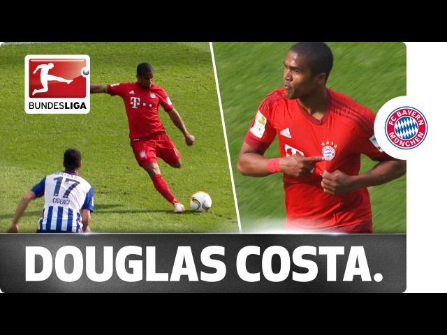 Costa Blockbuster - Bayern Star's Sumptuous Strike from 25 Metres