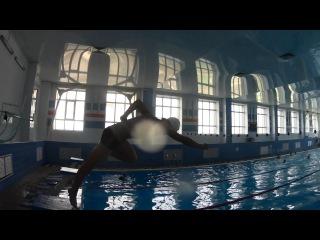 Невероятное посещение бассейна