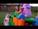 ✿ ЛУНТИК Подарок для Лунтика от Дианы Новые Серии 2016 года про Лунтика Kids Videos Игры для Детей