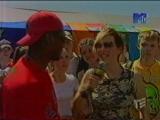 Рэпер Жорик Нарцис Пьер и Яна чурикова MTV 2002
