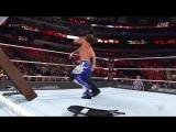 AJ Styles vs. Dean Ambrose