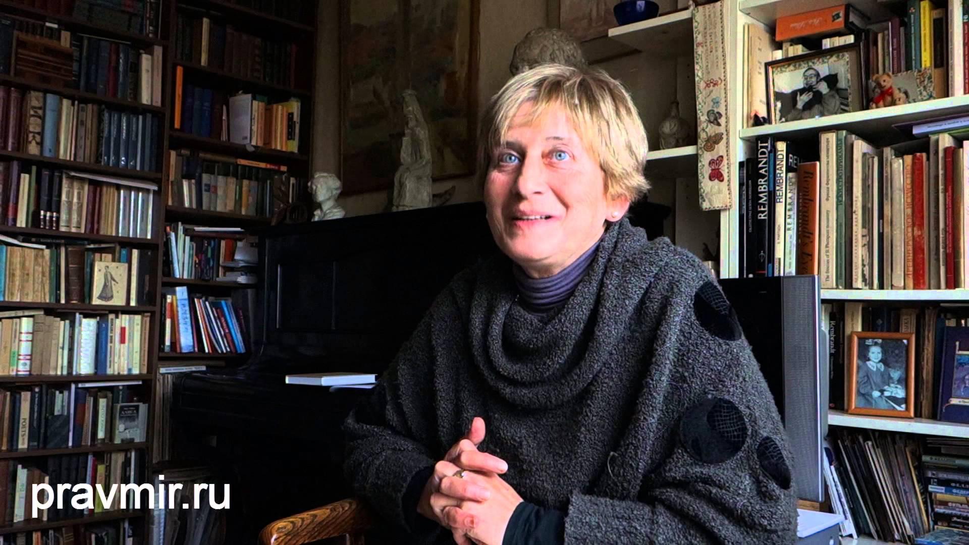 Ольга Седакова: Этика шпаны, низов, изгоев общества становится практически