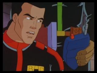 Космические агенты – 1 сезон, 8 серия. Мерцание светил. Часть 1