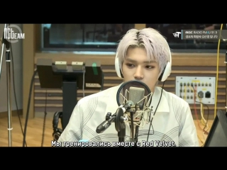 [РУС.СУБ.] 160421 NCT U MBC Jung Oh's Hope Song