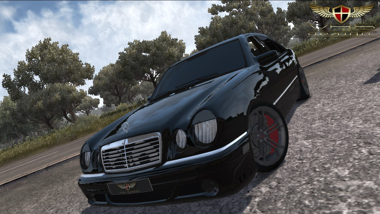Released mercedes benz e55 amg w210 turboduck forum for 2007 mercedes benz e55 amg