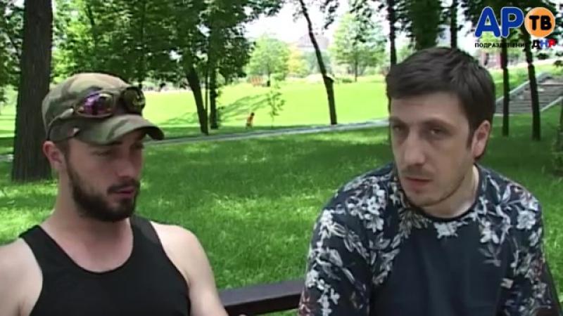 Волонтер Сергей Логвин рассказал о проблемах в ДНР [Low, 360p]
