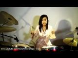 Janam Janam – Dilwale _ Shah Rukh Khan _ Kajol _ Pritam _ Kajol _ Drum Cover by Nur Amira Syahira ( 240 X 426 )